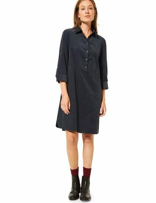 Cecil Women's 142756 Cordkleid in Unifarbe Dress
