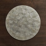 Crate & Barrel Capiz Reversible Placemat