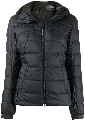 Canada Goose Abbott hooded puffer jacket
