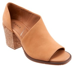 SAVA Women's Bentley D'Orsay Dress Sandal Women's Shoes