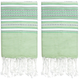 Aztec Fouta Beach Towels (Set of 2)