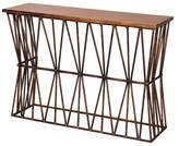 Stylecraft Console table Antique Bronze