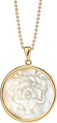 Ashley McCormick Virgo 18K Gold Pendant