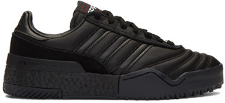 Adidas Originals By Alexander Wang Black B-Ball Soccer Sneakers