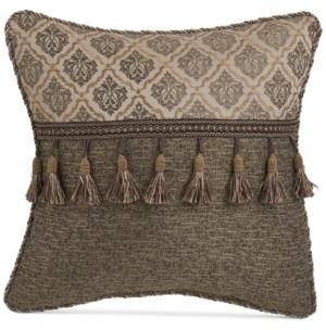 """Croscill Nerissa 16"""" x 16"""" Fashion Decorative Pillow Bedding"""