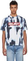 Helmut Lang Blue Shayne Tour T-Shirt