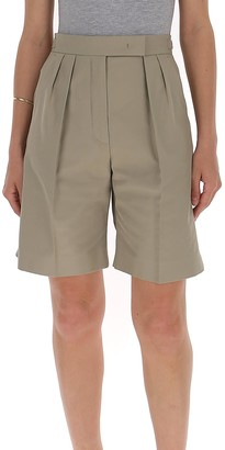 Max Mara Strap Tailored Shorts