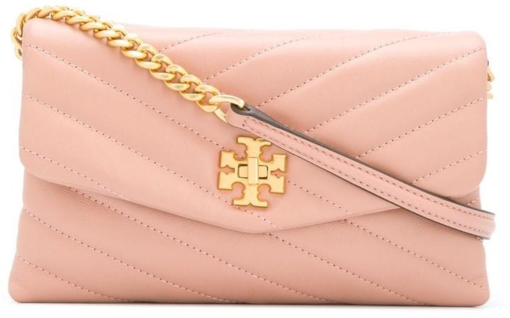 Tory Burch Kira panelled crossbody bag - ShopStyle
