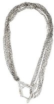 Stephen Webster Shark Jaw Toggle Necklace