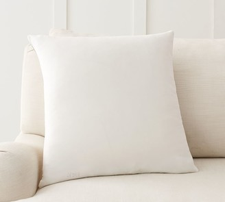 Pottery Barn Velvet Linen Pillow Covers