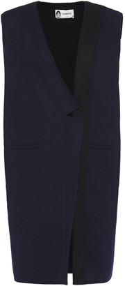 Lanvin Wool And Cashmere-blend Felt