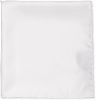 Tom Ford Men's JB Solid Mulberry Silk Pocket Square