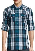 i jeans by Buffalo Mariano Long-Sleeve Woven Shirt