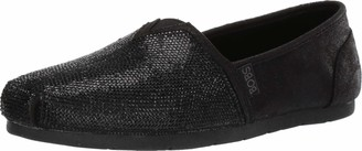 Skechers Women's LUXE BOBS-TEA ROSE Espadrilles