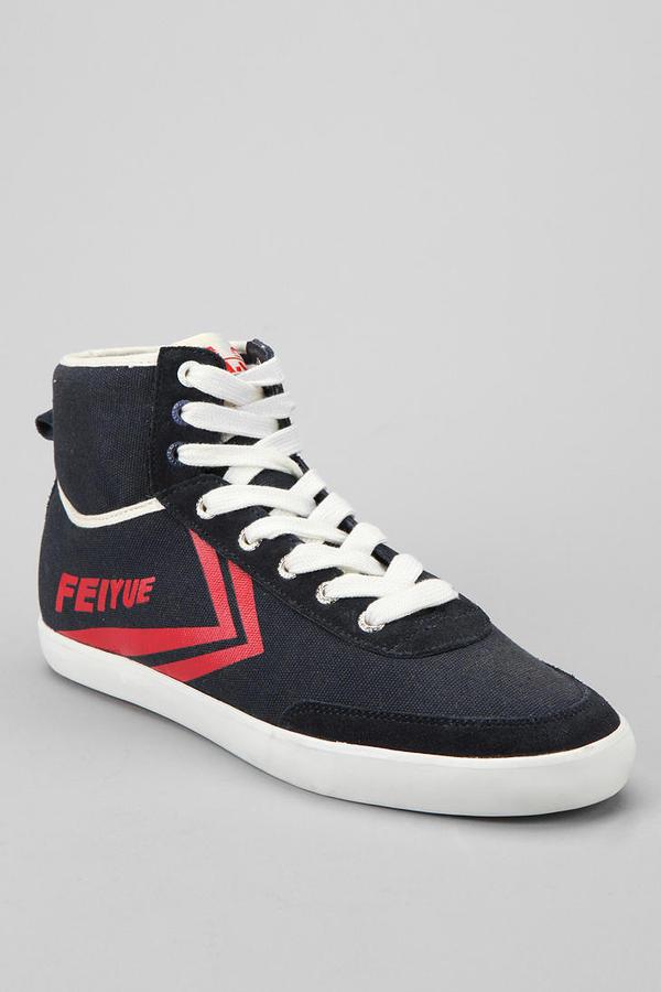 Feiyue A.S. High-Top Classic Sneaker