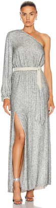 retrofete Joyce Dress in Silver | FWRD