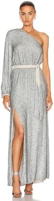retrofete Joyce Dress in Silver   FWRD