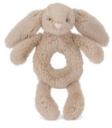 Jellycat Infant 'Bashful Bunny' Grabber Rattle