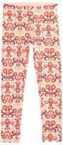 Tea Collection Toddler Girl's Dahlia Floral Print Leggings