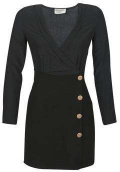 Moony Mood LUCE women's Dress in Black
