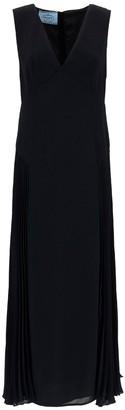 Prada V-Neck Sleeveless Dress