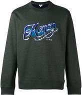 Kenzo graphic print sweatshirt - men - Cotton - M