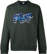 Kenzo graphic print sweatshirt - men - Cotton - S