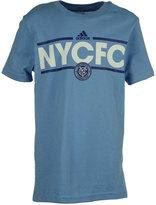 adidas Boys' New York City FC Dassler T-Shirt