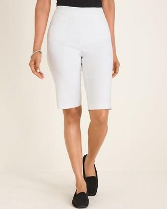 BRIGITTE Slim Shorts- 13 Inch Inseam