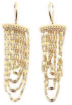 Tigerlily Delicate Chain Earrings