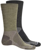 Lorpen T2 Hiker Socks - 2-Pack, Merino Wool, Crew (For Men)