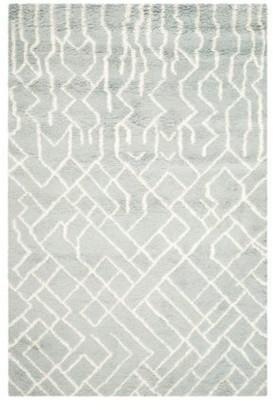 Safavieh Casablanca Elvan Abstract Geometric Shag Area Rug or Runner