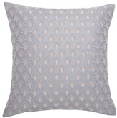 Ted Baker Fan Embroidered Pillow