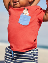 Boden Fun Pocket T-Shirt