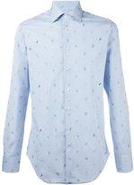Etro classic shirt - men - Cotton - 40