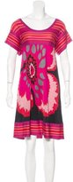 Missoni Knit Printed Dress