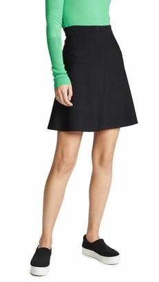 Theory Women's Short Flare Skirt