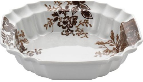 Paula Deen 10.5-in. Tatnall Street Serving Bowl, Coffee Bean