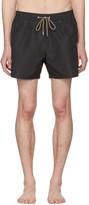 Paul Smith Black Swim Shorts