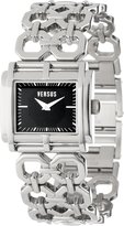 Versus By Versace Versus Women's SGE020012 Moda Silver Stainless-Steel band watch.