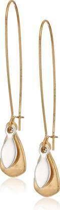 Robert Lee Morris Soho Women's Sculptural Long Drop Earrings
