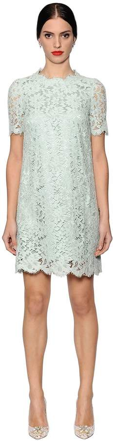Dolce & Gabbana Cordonetto Lace Dress