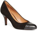 Brooks Brothers Captoe Pumps