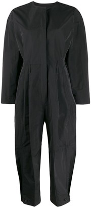 Givenchy long-sleeved cargo jumpsuit