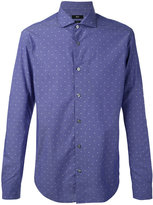HUGO BOSS printed shirt - men - Cotton - M