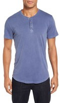 Velvet by Graham & Spencer Men's Rafe Short Sleeve Henley