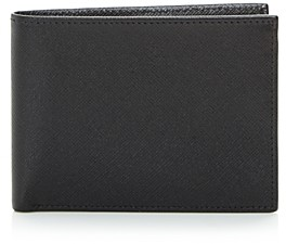 The Men's Store at Bloomingdale's Rfid Saffiano Slimfold Wallet - 100% Exclusive