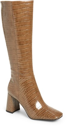 Jeffrey Campbell Patti Knee High Boot