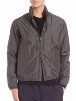 Z Zegna Long Sleeve Light Shell Jacket