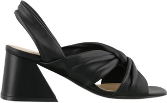Strategia Knotted Sandals
